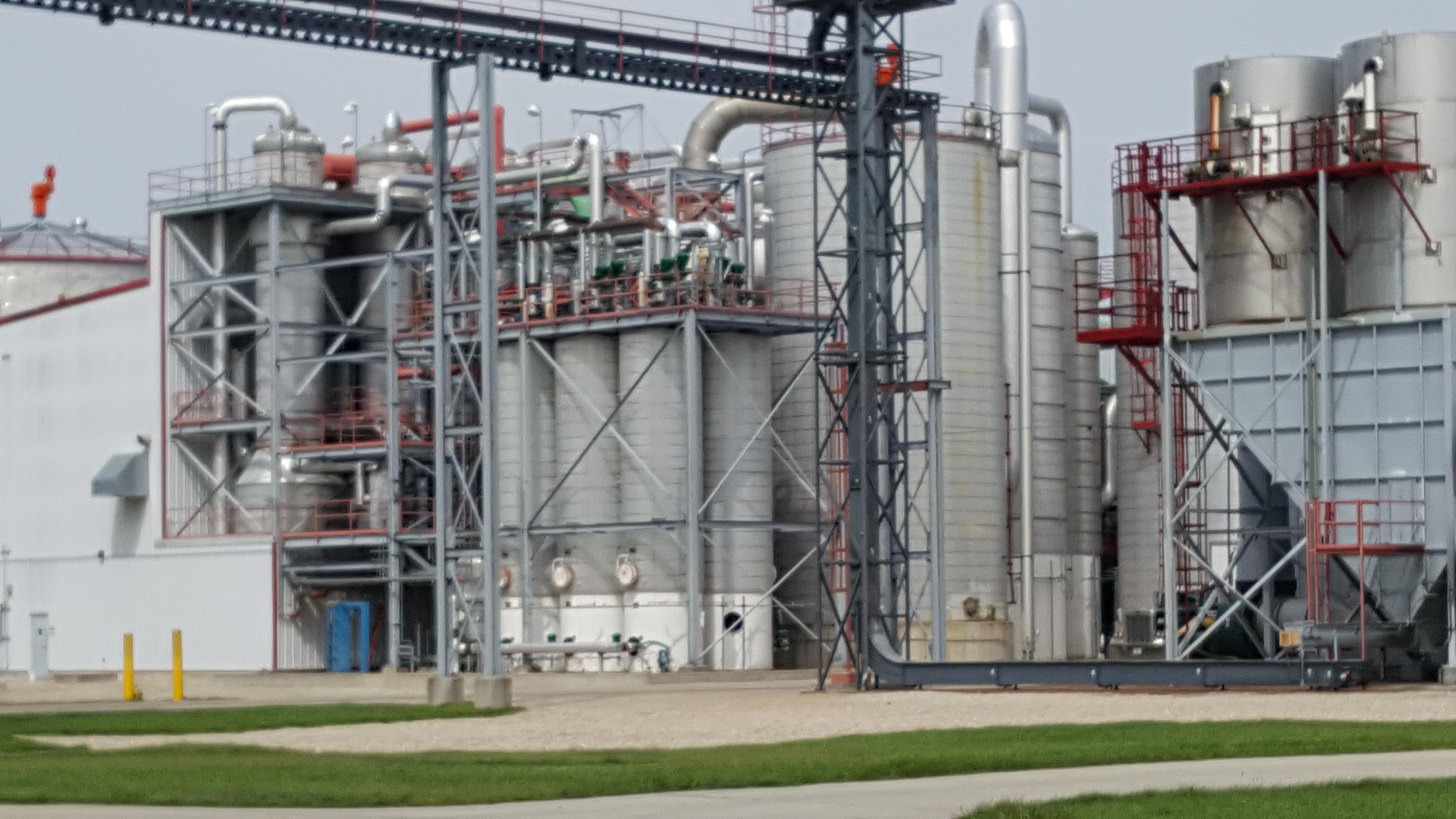 Ethanol Plant in IA